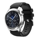 Samsung Gear S3 Frontier / Classic armbånd - sort