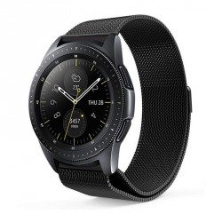 Armbånd Samsung Galaxy Watch 42mm Gear Sport Milanese - sort