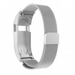 Fitbit Charge HR Replacement Band stainless steel Milanese Loop