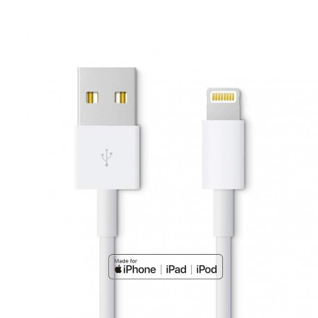 Lightning til USB-kabel (1 m) iPhone-oplader / datakabel
