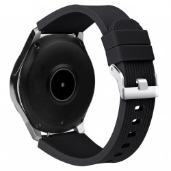 Armbånd Samsung Galaxy Watch 46 mm - sort - L