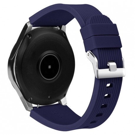 Armbånd Samsung Galaxy Watch 46 mm - blå - S