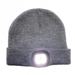 USB Rechargeable LED hat