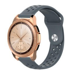 Galaxy Watch 42 mm armbånd 20 mm - mørkegrå