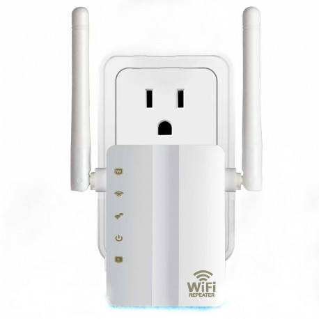 Wifi-repeater / trådløs router & adgangspunkt