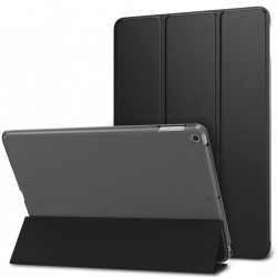 Ipad 9.7 2017 Smart cover case i hård plastik - Sort